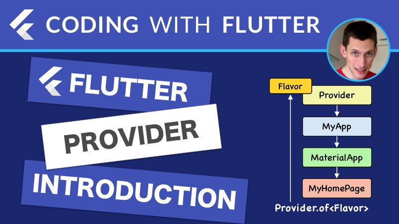 Flutter Provider: Introduction